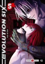 Evolution Six T5, manga chez Bamboo de Mitsuru