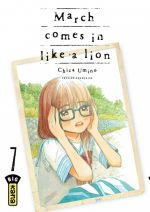 March comes in a like a lion T7, manga chez Kana de Chica