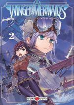 Winged mermaids T2, manga chez Bamboo de Shiono