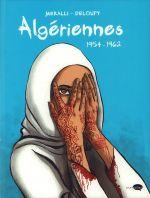 Algériennes, bd chez Marabout de Meralli, Deloupy