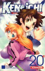 Ken-Ichi – Les disciples de l'ombre 2, T20, manga chez Kurokawa de Matsuena