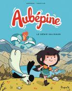 Aubépine T1 : Le génie Saligaud (0), bd chez Dupuis de Pico, Karensac