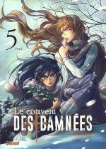 Le couvent des damnées T5, manga chez Glénat de Takeyoshi