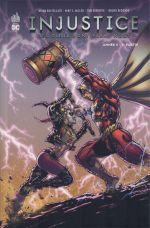 Injustice - Les Dieux sont parmi nous T10 : Année 5 - 2e partie (0), comics chez Urban Comics de Buccellato, Miller, Xermanico, Santucci, Redondo, Derenick, Nanjan, Lokus, Yardin