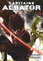 Capitaine Albator Dimension voyage T5, manga chez Kana de Matsumoto, Shimaboshi