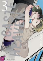 Caste heaven  T3, manga chez Taïfu comics de Ogawa