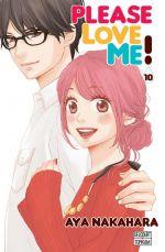 Please love me  T10, manga chez Delcourt Tonkam de Nakahara