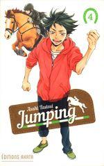 Jumping T4, manga chez Akata de Tsutsui