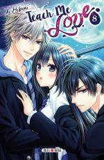 Teach me love  T8, manga chez Soleil de Hibiki