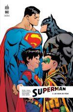 Superman Rebirth T2 : Au nom du père (0), comics chez Urban Comics de Tomasi, Gleason, Jimenez, Mahnke, Quintana, Kalisz, Sanchez