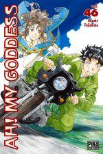 Ah! My goddess T46, manga chez Pika de Fujishima