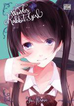 Wonder rabbit girl T2, manga chez Delcourt Tonkam de Hirose
