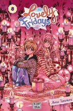 Lovely Fridays T8, manga chez Delcourt Tonkam de Tanemura