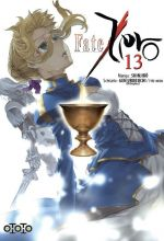 Fate Zero T13, manga chez Ototo de Shinjirô, Urobochi