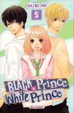 Black prince & white prince T5, manga chez Soleil de Makino