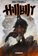 Hillbilly T1, comics chez Delcourt de Powell