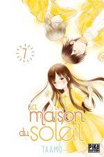 La maison du soleil  T7, manga chez Pika de Taamo