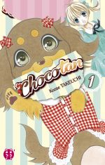 Chocotan T1, manga chez Nobi Nobi! de Takeuchi