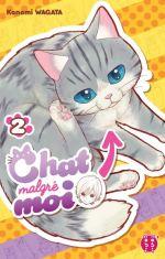 Chat malgré moi T2, manga chez Nobi Nobi! de Wagata