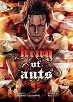 King of ants T1, manga chez Komikku éditions de Tsukawaki, Itô
