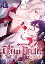 The demon prince & Momochi T11, manga chez Soleil de Shouoto