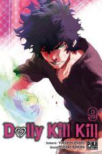 Dolly kill kill T9, manga chez Pika de Kurando, Nomura