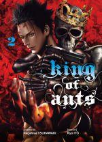 King of ants T2, manga chez Komikku éditions de Tsukawaki, Itô