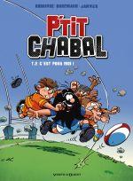 P'tit Chabal T2 : C'est pour moi ! (0), bd chez Vents d'Ouest de Brrémaud, Rodrigue, Janvier, Camille