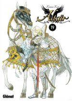 Altaïr T19, manga chez Glénat de Katô