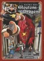 Gloutons & dragons T4, manga chez Casterman de Kui