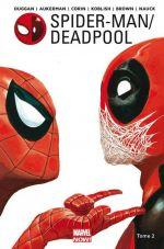 Spider-Man / Deadpool T2 : Chaos sur la convention (0), comics chez Panini Comics de Aukerman, Corin, Giovannetti, Duggan, Jillette, Scheer, Koblish, Walker, Nauck, Brown, Staples, Guru efx, Rosenberg, Keith, Del Mundo