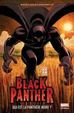 Black Panther T1 : Qui est la panthère noire ? (0), comics chez Panini Comics de Hudlin, Romita Jr, White, Janson
