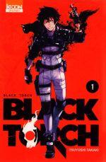 Black torch T1, manga chez Ki-oon de Takaki