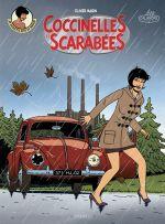 Les enquêtes auto de Margot T5 : Coccinelles et Scarabées (0), bd chez Paquet de Marin, Callixte