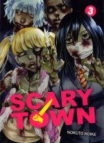 Scary town T3, manga chez Komikku éditions de Koike