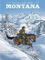 Montana, bd chez Le Lombard de Gianfranco, de Vita, Vattani