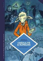 La Petite bédéthèque des savoirs T24 : Crédulités & rumeurs (0), bd chez Le Lombard de Bronner, Krassinsky