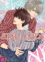 Super lovers T10, manga chez Taïfu comics de Abe