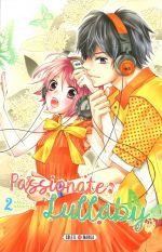 Passionate lullaby T2, manga chez Soleil de Nanajima