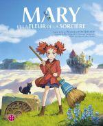 Mary et la fleur de la sorcière, manga chez Nobi Nobi! de Sakaguchi, Stewart, Yonebayashi
