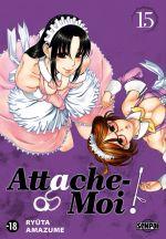 Attache-moi  T15, manga chez Pika de Amazune