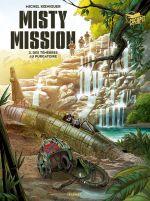 Misty Mission T3 : Des ténèbres au purgatoire (0), bd chez Paquet de Koeniguer, Hartman