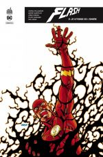 Flash Rebirth T2 : La vitesse de l'ombre (0), comics chez Urban Comics de Williamson, Corona, Gianfelice, Googe, Watanabe