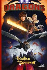 Dragons T6 : L'Héritier du Serpent (0), comics chez Soleil de Hamilton, Deblois, Wheatley, Dzioba