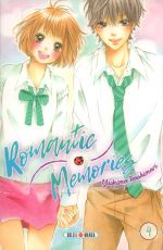 Romantic memories T4, manga chez Soleil de Hoshimori