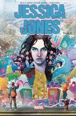 Jessica Jones T2 : Les secrets de Maria Hill (0), comics chez Panini Comics de Bendis, Pulido, Gaydos, Hollingsworth, Simmonds