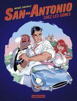 San-Antonio T1 : chez les Gones (0), bd chez Casterman de Dard, Sanlaville