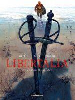 Libertalia T2 : Les murailles d'Eden (0), bd chez Casterman de Pigière, Miel, Grella