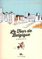 Le Tour de Belgique de Monsieur Iou T1 : Le Tour de Belgique de Monsieur Iou  (0), bd chez Rue de l'échiquier de Iou