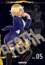 Deathtopia T5, manga chez Soleil de Yamada